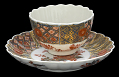 View Meissen tea bowl and saucer digital asset number 1