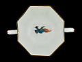 View Meissen two-handled cup and saucer digital asset number 2