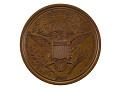 View Diplomatic Medal, United States, 1876 (U.S. Mint copy dies) digital asset number 0