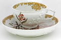 View Meissen cup and saucer: one of a pair digital asset number 3