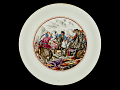 View Meissen tea bowl and saucer (Hausmaler) digital asset number 3