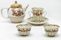 View Meissen tea bowl (part of a service: Hausmaler) digital asset number 1