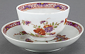 View Meissen tea bowl and saucer digital asset number 0
