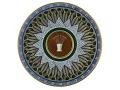 View Sèvres porcelain cup and saucer digital asset: Sevres porcelain saucer, Egyptian motifs, 1813-1814