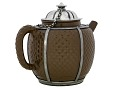 View Meissen teapot and cover digital asset number 2