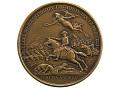 View William Washington at the Cowpens, United States, 1781 (Modern strike, original dies) digital asset: William Washington at the Cowpens, 1781, obverse