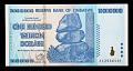 View 100,000,000,000,000 Dollars, Zimbabwe, 2008 digital asset number 0