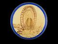 View World's Columbian Exposition Souvenir Paperweight digital asset number 0