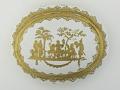View Meissen Böttger porcelain sugar box (Hausmaler) digital asset number 3