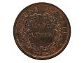 View 1 Cent, Hawaii, 1847 digital asset number 1
