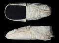 View Ceremonial Pair of Slippers Used by Members of the Church of Jesus Christ of Latter Day Saints digital asset number 0