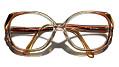 View Eyeglasses worn by Dustin Hoffman in Movie Tootsie digital asset: Tootsie costume pieces: glasses