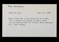 View Phyllis Diller's Gag File digital asset number 16