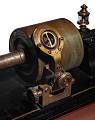View Edison Tin Foil Phonograph digital asset: Edison Tin Foil Phonograph (detail)