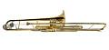 View Conn Valve Trombone, used by William Russo digital asset: Valve Trombone