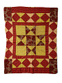 View 1850 - 1900 Pieced Pillow Sham digital asset number 0