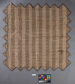 View 1855 - 1885 Laura Clark's Silk Patchwork Table Cover digital asset number 1