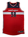 View Washington Wizards home game basketball jersey worn by Jason Collins, 2013 digital asset number 0