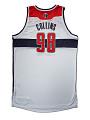 View Washington Wizards away game basketball jersey worn by Jason Collins, 2013 digital asset number 0