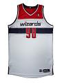 View Washington Wizards away game basketball jersey worn by Jason Collins, 2013 digital asset number 1