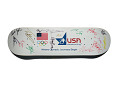 View USA Skateboarding Autographed Skate Deck digital asset number 0