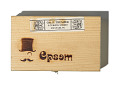View Wooden Toiletry Box used by Travelling Matt from <i>Fraggle Rock</i> digital asset: Wooden Toiletry Box used by Travelling Matt from Fraggle Rock