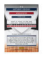 View baseball card, Washington Nationals digital asset number 1