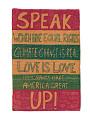 View Speak up! digital asset number 1