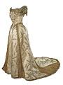 View The Wheat Dress, worn by Minnie Madden Fiske digital asset number 3