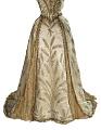 View The Wheat Dress, worn by Minnie Madden Fiske digital asset number 6