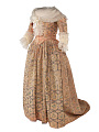 View Martha Washington's dress digital asset number 0