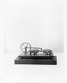View model of Charles G. Page electric motor digital asset number 7