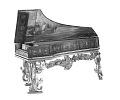 View De Quoco Single Manual Harpsichord digital asset number 0