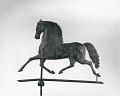 View Trotting Horse Weathervane digital asset number 1