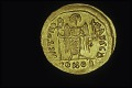 View 1 Solidus, Byzantine Empire, 582 - 602 digital asset number 3