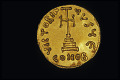 View 1 Solidus, Byzantine Empire, 698 - 705 digital asset number 3