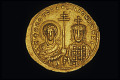View 1 Solidus (histamenon nomisma), Byzantine Empire, 963 - 969 digital asset number 1