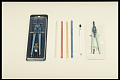 View Intertech Bow Compass Sold by Hearlihy & Co. digital asset: Bow Compasses by Intertech Drawing Instruments
