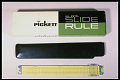 View Pickett N901-ES Simplex Slide Rule digital asset: Pickett Model N901-ES Simplex Slide Rule with Case and Box