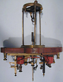 View Weston arc lamp, patent #240,210 digital asset number 6