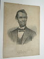 View Portrait of Abraham Lincoln digital asset number 1