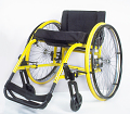 View Quickie Tennis Wheelchair digital asset number 1