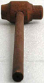 View Wooden mallet from A. G. Bell digital asset number 1