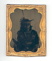 View Ambrotype of Mea-to-sa-bi-tchi-a, or Smutty Bear digital asset number 2