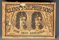 View Glenn's Sulphur Soap for Skin Diseases digital asset number 1