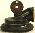 View American Bell Hunnings-type telephone transmitter digital asset number 0
