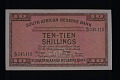 View 10 Shillings, South Africa, 1938 digital asset number 0