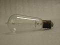 View Just sintered tungsten filament lamp digital asset number 0