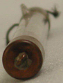 View GE phosphorescence of mercury experimental discharge tube digital asset number 3