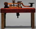 "View Tillitson ""Phillips"" style Morse telegraph key digital asset number 2"